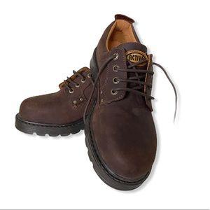 ORIGINAL KLONDIKE Boots Size 7.5 ACTIVE LEATHER UP
